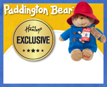 Paddington at Hamleys!