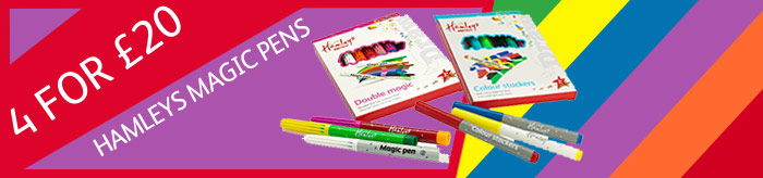 Hamleys Magic Pens