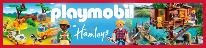 Playmobil at Hamleys